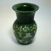 Ароматическая лампа из камня зеленая
